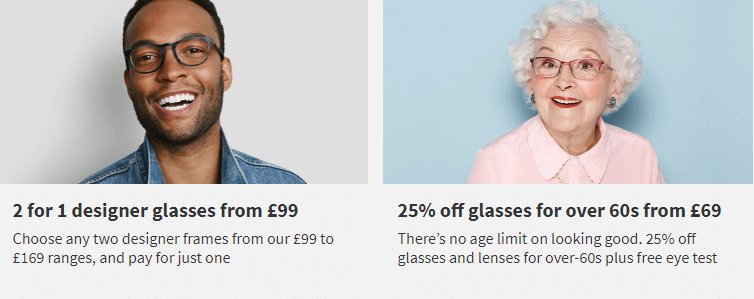 Specsavers Luton Offers and Coupons