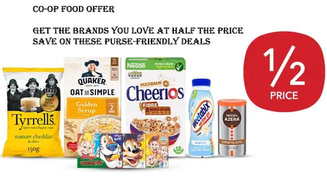 co-op food offer